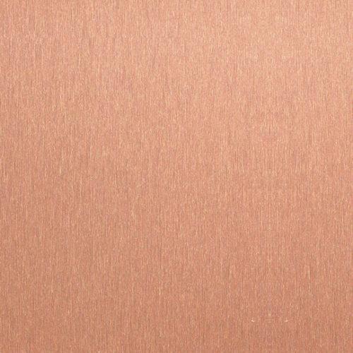 พื้นผิวและวัสดุ D2052-Brushed-Copper-Aluminium