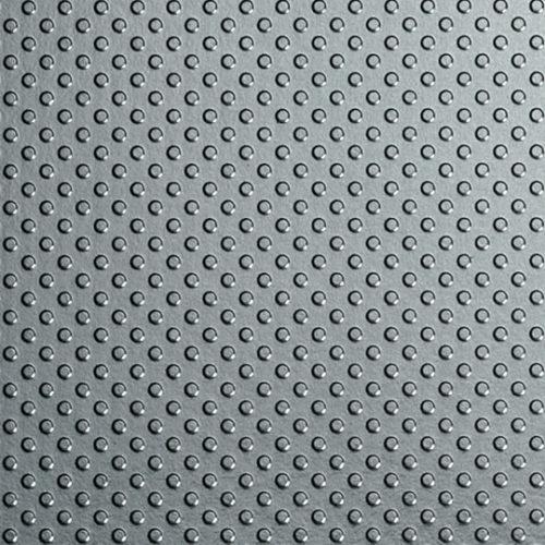 พื้นผิวและวัสดุ DH105-Dots-Steeltone